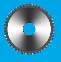 焊刃式钨钢圆锯片 切割锯片 高硬度错齿锯片