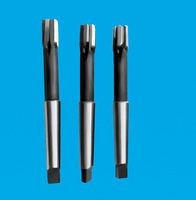 高速钢6刃直槽铰刀 焊接式6刃直刃铰刀