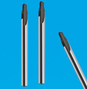 2刃直槽钻铰刀 2刃直槽挤光刀