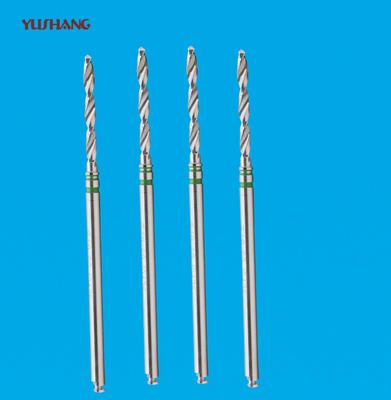 2刃麻花引导钻 密质骨植入钻头