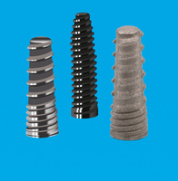Coated implant implant
