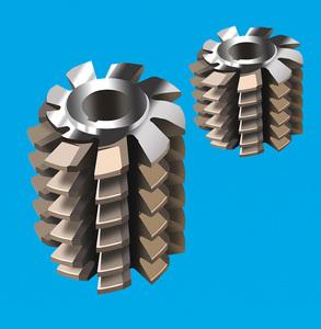 高速钢齿轮滚刀 粉末钢齿轮滚刀
