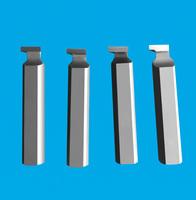 焊接钨钢内孔镗刀 钨钢端面镗刀