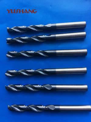 2刃涂层螺旋钻头