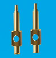 涂层严密精机械配件 严密精机芯杆 严密精零件