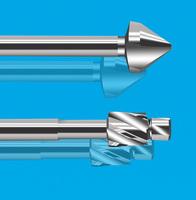 高速钢刀具 4刃锪孔刀 4刃沉头铣刀