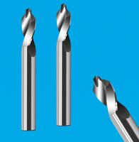 钨钢2刃成型阶梯钻 钨钢2刃螺旋阶梯钻头