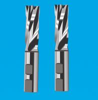 4刃焊刃式成型铣刀 2刃焊接螺旋铣刀