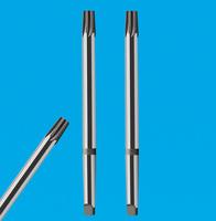 6-edge butt welding taper shank straight groove reamer 6-edge butt welding forming reamer
