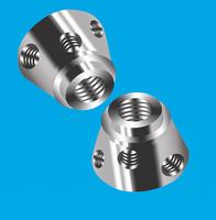 锥度配件 不锈钢配件 不锈钢螺纹配件