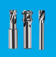 焊刃式螺旋铣刀 焊刃式成型铣刀