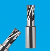 4刃焊接螺旋铣刀 4刃焊接螺旋平铣刀