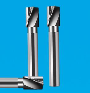 2刃焊接螺旋槽立铣刀 焊刃式立铣刀
