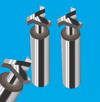 3刃T型铣刀 钨钢对焊式T型铣刀