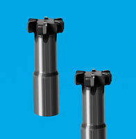 6刃焊刃式T型铣刀