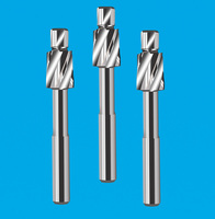 4-edge countersunk milling cutter