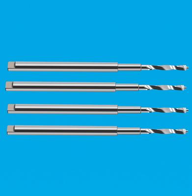 4刃不锈钢螺旋铣刀 骨环切钻 种植铣刀