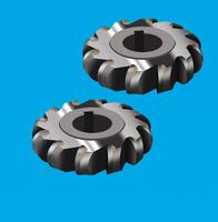 凸R铣刀 焊接式圆弧铣刀