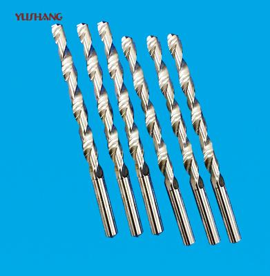 2刃加长螺旋钻头 2刃硬质合金螺旋钻头