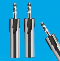钨钢复分解型钻铣刀 焊接式成型钻铣刀