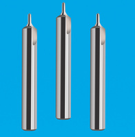 4-edge straight groove step bit 2-edge R-shaped bit