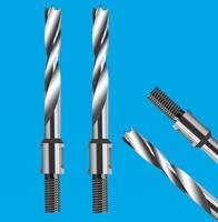 木工钻头 螺纹柄钻头 高速钢2刃螺旋钻头
