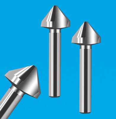 4刃高速钢倒角刀 4刃倒角钻