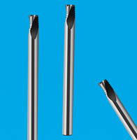 钨钢2刃螺纹铣刀 梯形螺纹铣刀