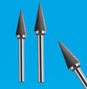 尖形旋转锉 焊接式滚磨刀