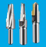 2刃成型钻铰刀 2刃焊接直槽钻 4刃成型铣刀