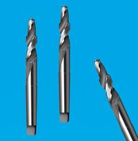 钨钢焊接2刃螺旋锥柄钻头 V焊式2刃螺旋锥柄钻头